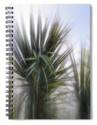 Miami Palms Spiral Notebook