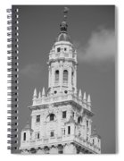 Miami Tower Spiral Notebook