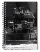 Miami Tug Spiral Notebook