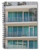 Miami Vice Spiral Notebook