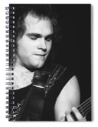 Michael Anthony Spiral Notebook