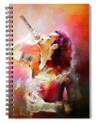 Michael Jackson 05 Spiral Notebook