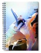 Michael Jackson 06 Spiral Notebook