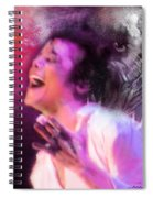 Michael Jackson 11 Spiral Notebook