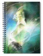 Michael Jackson 15 Spiral Notebook