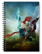 Michael Spiral Notebook