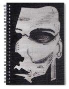 Halloween Character Spiral Notebook