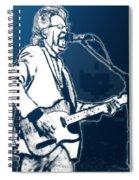 Michael Stanley Spiral Notebook