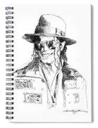 Michael's Jacket Spiral Notebook
