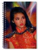 Michelle Ahl Spiral Notebook