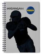 Michigan Football  Spiral Notebook