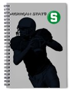 Michigan State Football Spiral Notebook