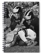 Michigan Wolverines Vintage 1952 Spiral Notebook