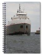 Michipicoten Spiral Notebook