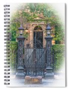 Mickell Jenkins Home Grand Entrance Spiral Notebook