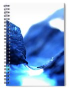 Micro Ice Canyon Spiral Notebook