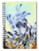 Micro Linear 8 Spiral Notebook