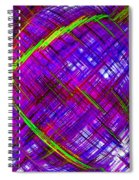 Micro Linear 9 Spiral Notebook