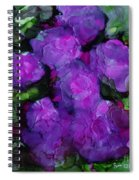 Mid Summer Dream Spiral Notebook