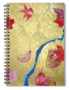 Midas Fall Spiral Notebook
