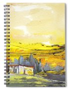 Midday 10 Spiral Notebook