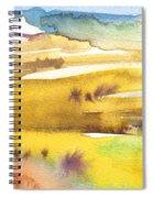 Midday 16 Spiral Notebook