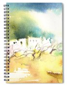 Midday 20 Spiral Notebook