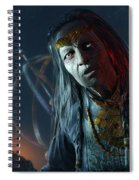 Middle-earth Shadow Of Mordor Spiral Notebook