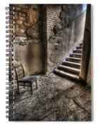 Middle Floor Seating Spiral Notebook