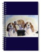 Middleburg Hounds Spiral Notebook