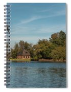 Middleton By The Pond Spiral Notebook