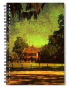 Middleton Place In Charleston Spiral Notebook
