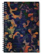 Midnight Canopy  Spiral Notebook
