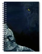 Midnight Communion Spiral Notebook