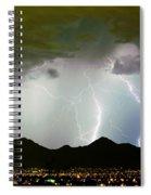 Midnight Hour Spiral Notebook