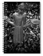 Midnight In The Garden Spiral Notebook