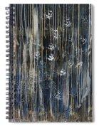 Midnight Love Spiral Notebook
