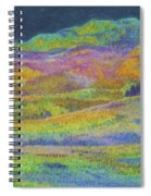 Midnight Magic Dream Spiral Notebook