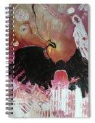 Midnight Serenade Spiral Notebook