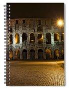 Midnight Walk Spiral Notebook