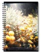 Midsummer Spiral Notebook