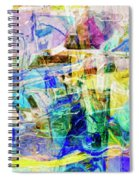Midtown Manhattan Spiral Notebook