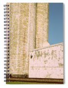 Midwestern Monarch Spiral Notebook