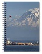 Mighty Ranier Spiral Notebook