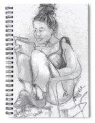 Migiwa Spiral Notebook