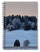 Mihari Fields  Spiral Notebook