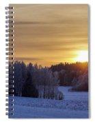 Mihari Spiral Notebook