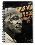Iron Mike Spiral Notebook
