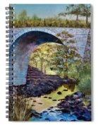 Mike's Keystone Bridge Spiral Notebook
