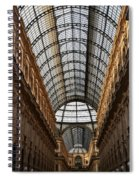 Milan Galleria 5 Spiral Notebook